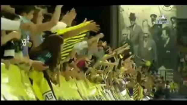 สาวๆตุรกียึดอัฒจันทร์!! ห้ามผู้ชายเข้าสนามฟุตบอล