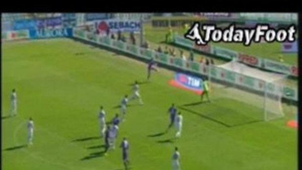 ไฮไลท์ กัลโช่ เซเรีย อา ฟิออเรนติน่า 1-2 ลาซิโอ