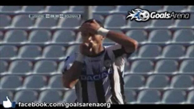 ไฮไลท์ กัลโช่ เซเรีย อา อูดิเนเซ่ 2-0 โบโลญญ่า