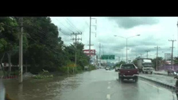 น้ำท่วมลพบุรี 6-10-2554