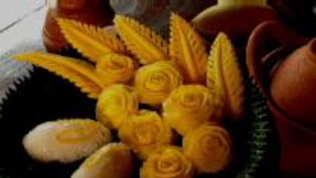 ความหมายดีๆ ของขนมไทย