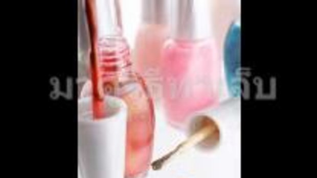 Berry Beauty: มาดูวิธี ทาเล็บ แบบมือโปร