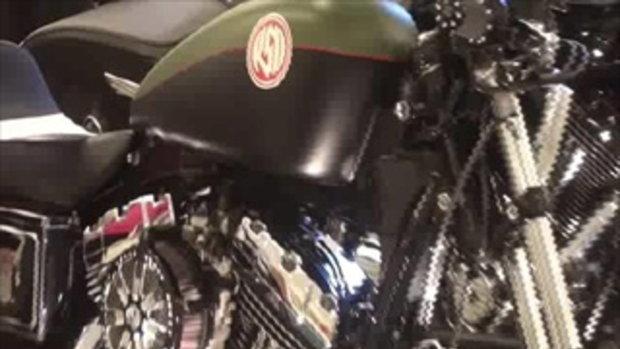 เจโอ๋สัญจร ตอนที่6-Harley modify Bangkok Motorbike Festival