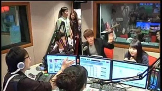 ไก่คุ้ยตุ่ยเขี่ย - ซีวอน, ดงเฮ