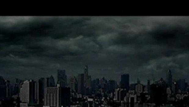 สุดเจ๋ง! ส่งต่อความหวังผ่าน 4D บนตึกระฟ้า