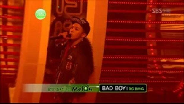 BIGBANG  - BAD BOY  (Inkigayo)