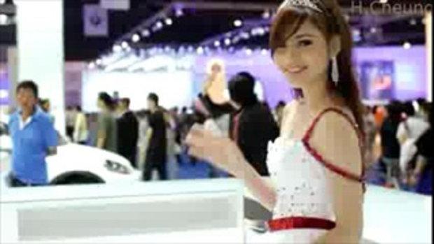 มอเตอร์โชว์ 2012 - Level 10 Super Sexy Suzuki model