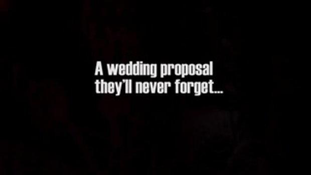 เซอร์ไพรซึ้ง ขอแต่งงานกลางคอนเสิร์ต พยานรักนับพัน