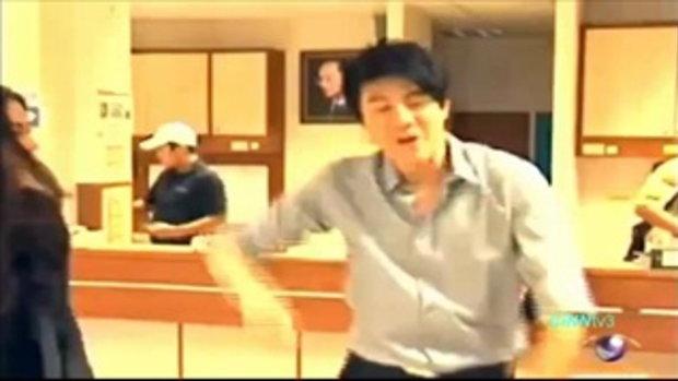 โดม-ใหม่ ดาวิกา เต้น กังนัมสไตล์