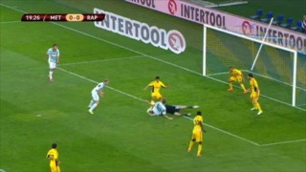 เมตาลิสต์ คาร์คีฟ 2-0 ราปิด เวียนนา (ยูโรป้า)