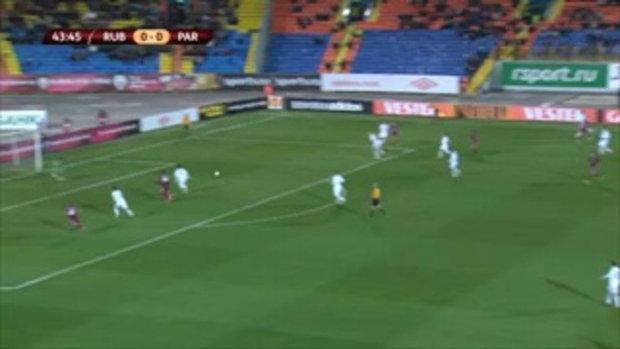 รูบิน คาซาน 2-0 ปาร์ติซาน เบลเกรด (ยูโรป้า)