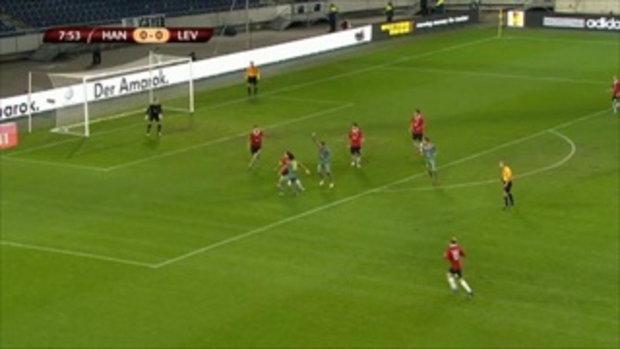 ฮันโนเวอร์ 96 2-1 เลบานเต้ (ยูโรป้า)