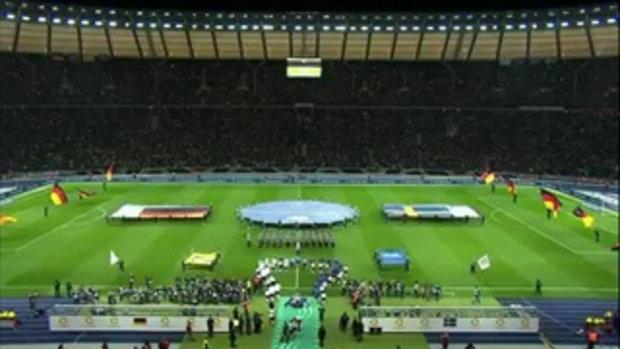 เยอรมัน 4-4 สวีเดน ฟุตบอลโลกรอบคัดเลือก