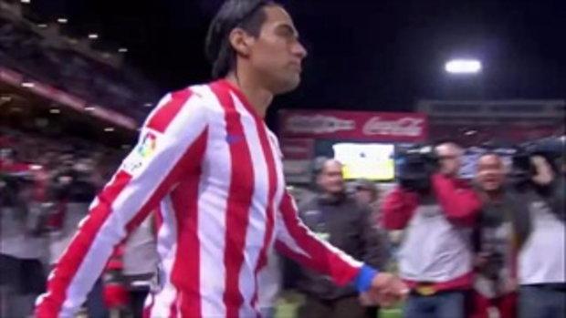 แอตเลติโก มาดริด 3-1 โอซาซูน่า