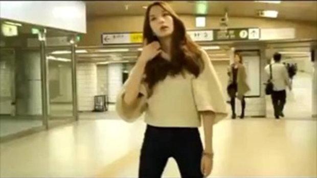 ไม่แคร์สื่อสาวเกาหลีแสนน่ารัก