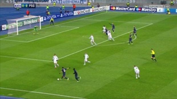 ดินาโม เคียฟ 0-2 ปารีส แซงต์ แชร์กแมง (UCL)