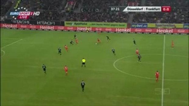 ดุสเซลดอร์ฟ 4-0 แฟร้งเฟิร์ต