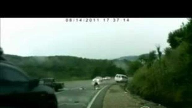 อุบัติเหตุ ที่น่าสลดใจ