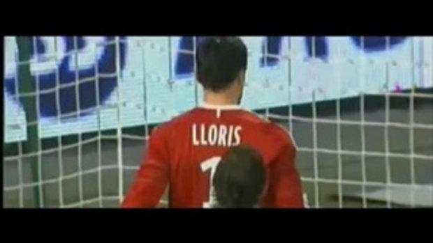 ฟุตบอลยูโร2012 กัปตันทีมชาติฝรั่งเศส Hugo Lloris