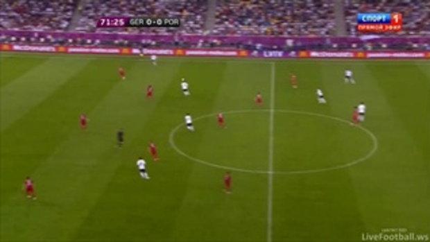 ไฮไลท์ ยูโร2012 เยอรมัน 1-0 โปรตุเกส