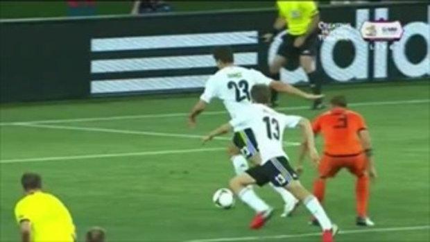 คลิปไฮไลท์ เยอรมัน 2-1 ฮอลแลนด์