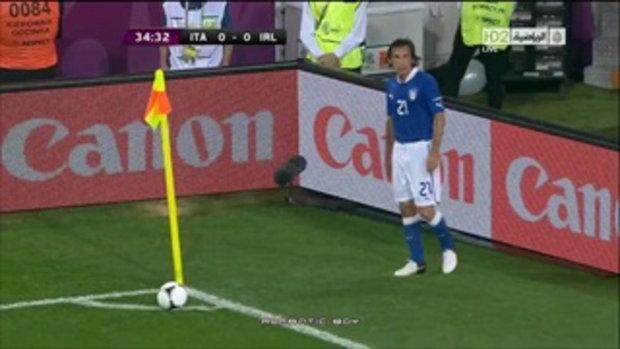 ไฮไลท์ อิตาลี 2-0 ไอร์แลนด์