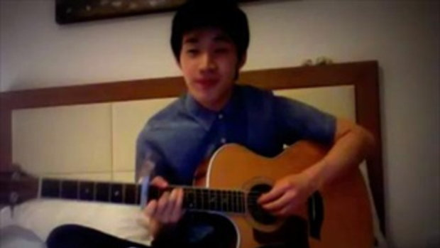 เฮนรี่ SJ-M ร้องเพลง ลูกอม วัชราวลี