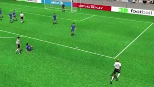 คลิปไฮไลท์ เยอรมัน vs กรีซ (2-1)