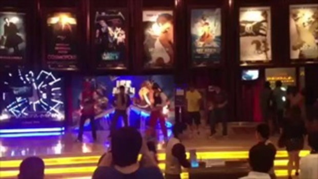 Step Up Revolution (Flash Mob)