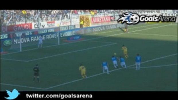 ไฮไลท์ เซเรีย อา โนวาร่า 0 - 3 ฟิออเรนติน่า