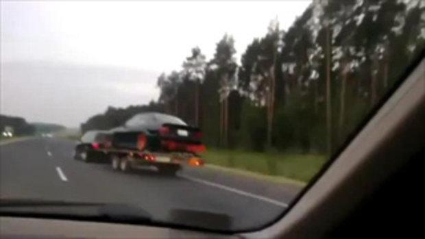 รวมอุบัติเหตุสยอง 2011 3