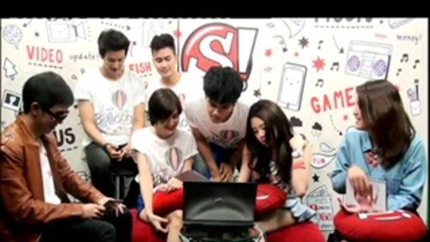 Sanook Live chat - นักแสดงซีรี่ส์ Love Balloon 5/5