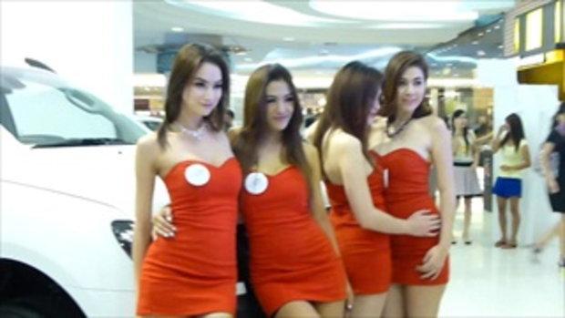 Thailand Motor Festival 2013 FHM Girls