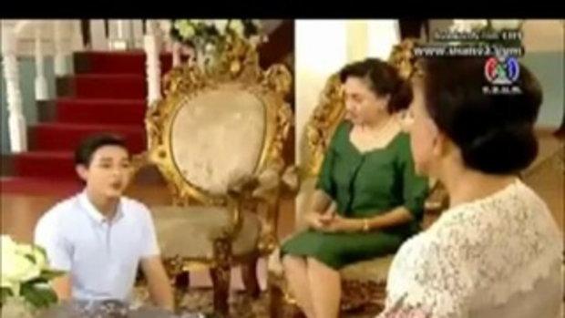 คุณชายพุฒิภัทร เจมส์ จิรายุ กับประโยคเตือนสติโดนใจคนไทย