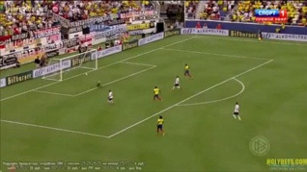 คลิปไฮไลท์ กระชับมิตรทีมชาติ เอกวาดอร์ 2-4 เยอรมัน