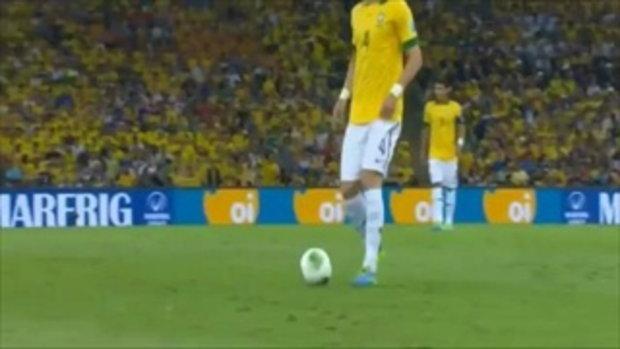 บราซิล 3-0 สเปน (คอนเฟดเดอเรชั่นส์ คัพ)