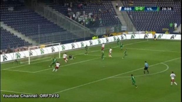 ไฮไลท์ ซัลซ์บวร์ก 5-0 ซัลกิริส (ยูโรป้า)