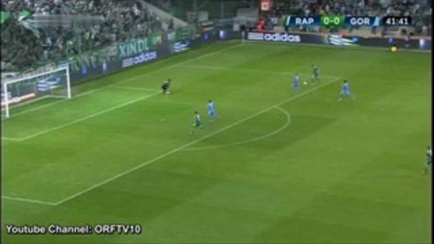ไฮไลท์ ราปิด เวียนนา 1-0 ดิล่า โกรี่ (ยูโรป้า)