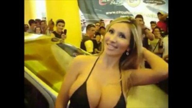 สาว Sex Bomb เต้นกระชากใจ