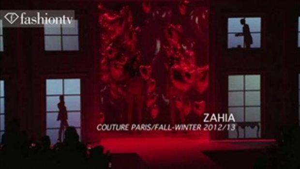 มาใน ธีมสีแดง!!! Paris Couture Fashion Week