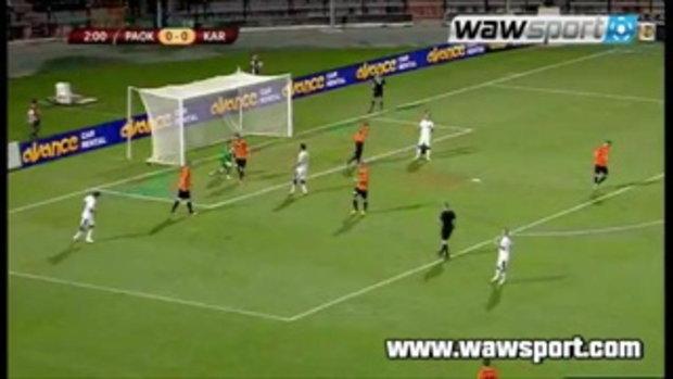 ไฮไลต์ฟุตบอล พีเอโอเค 2-1 คารากานดี้ (ยูโรป้า)