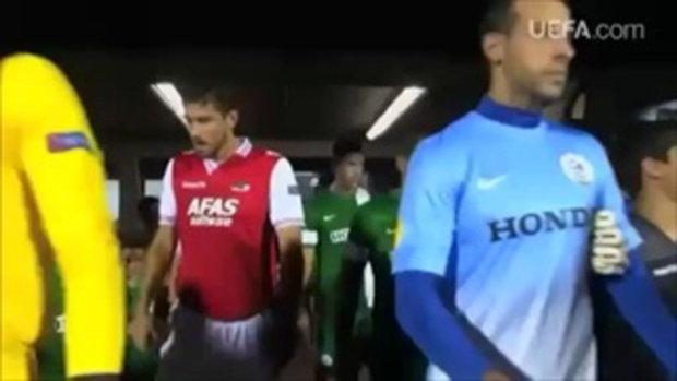 ไฮไลต์ฟุตบอล มัคคาบี ไฮฟา 0-1 อาแซ่ด อัลค์มาร์ (ยูโรป้า)