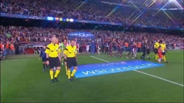 ไฮไลต์ฟุตบอล  บาร์เซโลน่า 4-0 อาแจ็กซ์ (UCL)