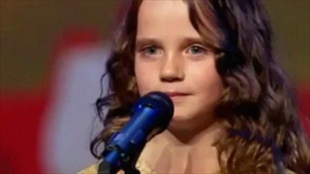 มหัศจรรย์! เด็ก 9 ขวบทำเงิ่บทั้งห้องส่ง Got Talent อีกแล้ว