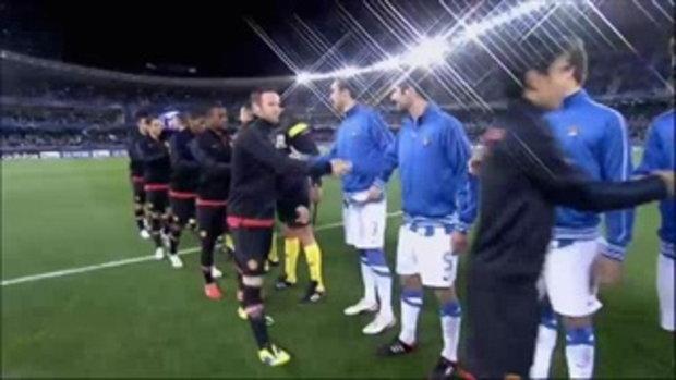 ไฮไลท์ฟุตบอล เรอัล โซเซียดาด 0-0 แมนยู (UCL)