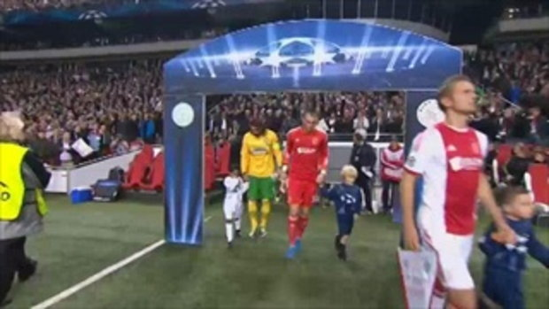 ไฮไลท์ฟุตบอล อาแจ็กซ์ อัมสเตอร์ดัม 1-0 กลาสโกว์ เซลติก (UCL)