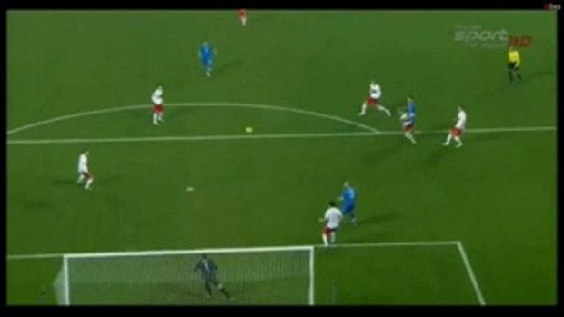 โปแลนด์ 0-2 สโลวาเกีย (กระชับมิตร)