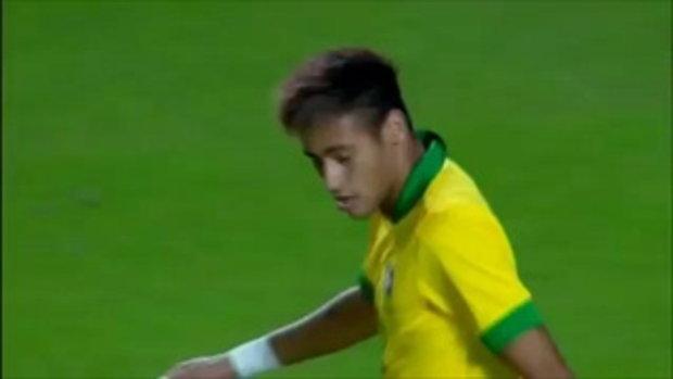 ฮอนดูรัส 0-5 บราซิล (กระชับมิตร)