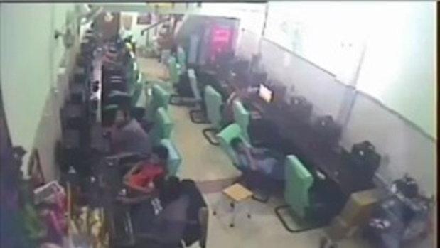 ซูซูรัน เมืองไทย นักเรียนนักเลง ตีกันในร้านเกม เพชรบุรี