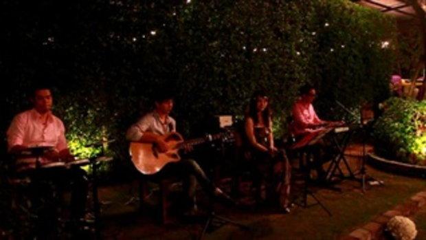 ทราย Cover. วงดนตรีงานแต่ง KATHI Noddles Band